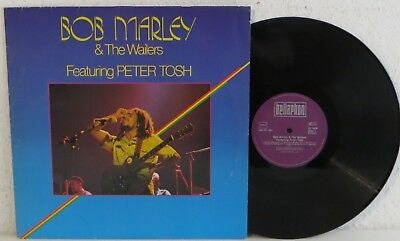 "12"" LP Bob Marley & The Wailers feat.Peter Tosh-Same GER Reggae"
