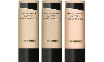 MAX FACTOR Lasting Performance Touch Proof Foundation 35ml - CHOOSE SHADE - NEW