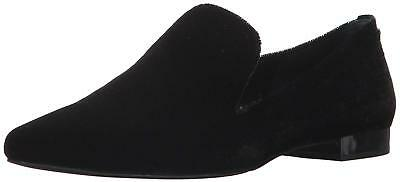 780efd65c28 CALVIN KLEIN WOMENS Elin Leather Closed Toe Loafers -  33.65