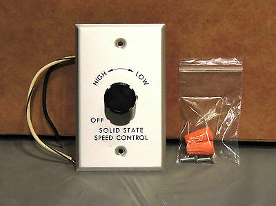 Teccor Solid State Variable Speed Ceiling Fan Control Controller