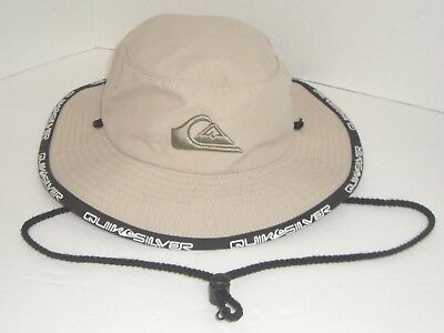 QUIKSILVER™ BUSHMASTER SURF - Bucket Hat - Men - L - Black -  34.00 ... 3494d04d2d7