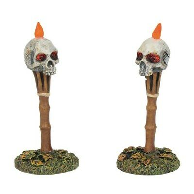 Dept 56 SV Halloween Lit Nightmares #6001745 BRAND NEW 2018 Free Shipping