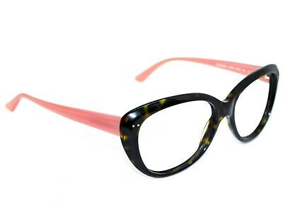 4842aec8943 Kate Spade Sunglasses FRAME ONLY Angelique S 0JUH Y6 Tortoise Blush 55  16