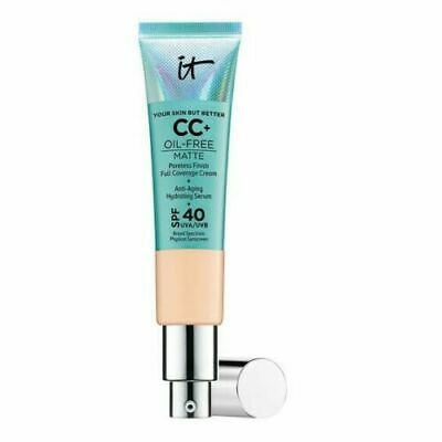 IT Cosmetics CC+ Full Coverage Foundation Concealer Medium SPF 40UVA/UVB 32ml