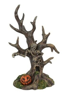 Dept 56 SV Halloween Petrified Tree #6001753 BRAND NEW 2018 Free Shipping