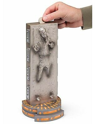 2013 Star Wars Han Solo in Carbonite Figure Bank Diamond Select Toys