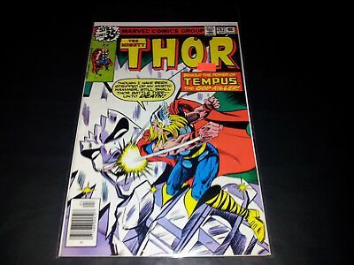 Marvel Comics The Mighty Thor 282