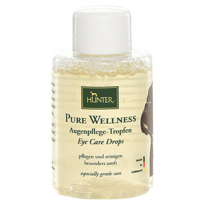 Hunter Pure Wellness Chiens Soins des Yeux 50 Ml, Neuf