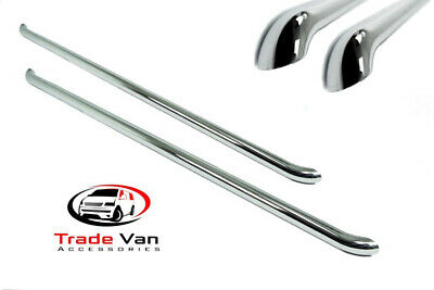 Mercedes Vito Viano Side Bars Sportline Stainless Steel Extra-Lwb Models 2004>