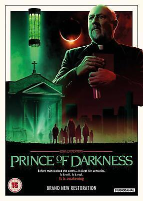 Prince Of Darkness [2018] (DVD) Donald Pleasence, Jameson Parker, Victor Wong