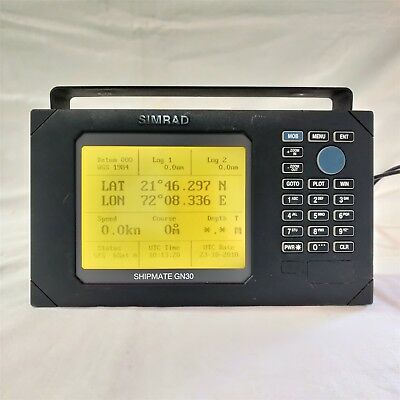 Simrad Gn30 GPS Navigator. Made in Sweden. Free Shipping