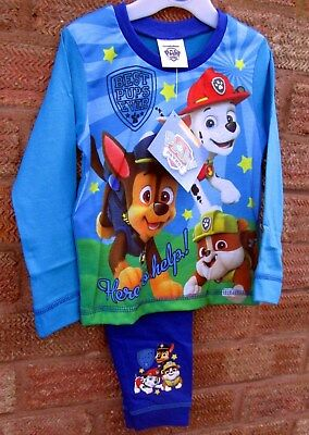 BOYS *PAW PATROL* PYJAMAS SET    18-24 months  BRAND NEW & TAGGED