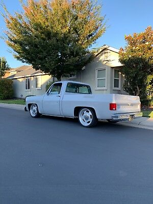 1973 Chevrolet C-10  1973 C10 6.0 LS Swapped Vintage air