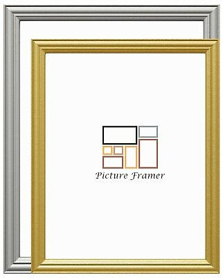Antique Style Photo Frames Pictures Posters Print Frames Gold & Silver Colors