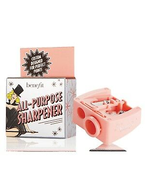 Benefit Sharpener All-Purpose Pink Pencil NEW
