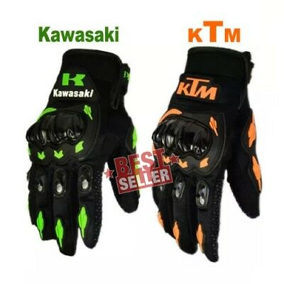 Men Women Motorcycle MX Off-Road Racing Gloves for KTM Dirt Bike
