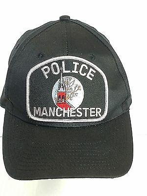 Manchester Maryland Police Ball Cap Hat