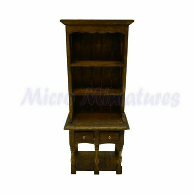 Dolls House Tudor Dresser 1/12th Scale (00450)