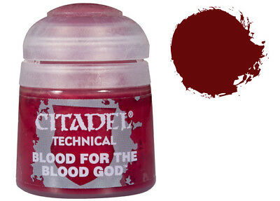 Citadel Paint - Warhammer - Technical Blood for the Blood God 27-05