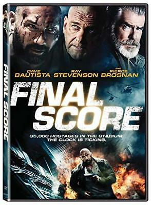 PREORDER: FINAL SCORE (Pierce Brosnan) - DVD - Region 1 Sealed
