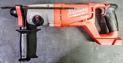 "*Milwaukee 2713-20 M18 FUEL 1"" SDS Plus D-Handle Rotary Hammer (Tool Only)"