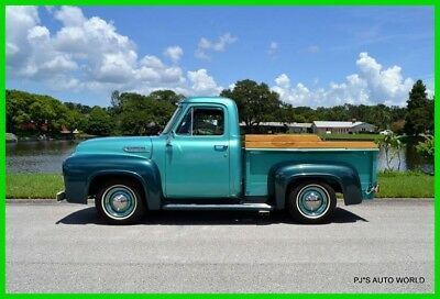 1954 Ford F-100 1954 Ford F100 352 V8 updated Fi-Tec fuel injection overdrive 1954 Ford F100 352 V8 updated Fi-Tec fuel injection overdrive trans