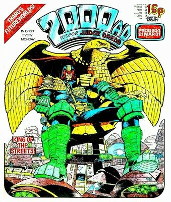 2000AD Progs Complete Digital Comic Collection 0000-2107