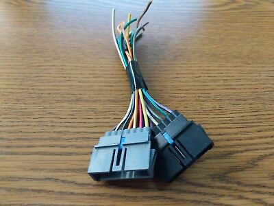 Replacement Car Stereo Wiring Harness - Catalogue of Schemas on