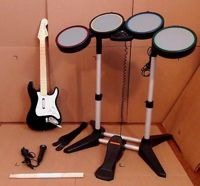 OFFICIAL ROCK BAND PS4/PS3/PS2 Drums Set USB wired