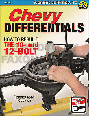 Chevy Differenzial How To Rebuild 10 And 12 Bolt Achsen 1964-2008 GM Performance