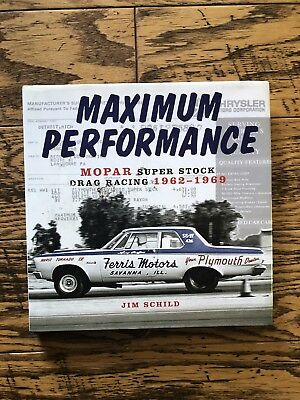 Maximum performance by Jim schild