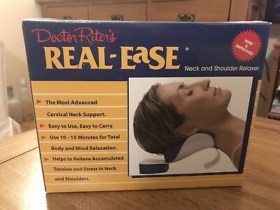 Doctor Riter's Real-Ease (Neck and Shoulder Relaxer) *NEW*
