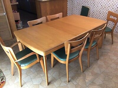 Vintage Heywood Wakefield Dining Table
