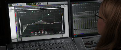 NEW SOUNDRADIX SURFEREQ 2 - Pitch-Tracking Equalizer Plug-in