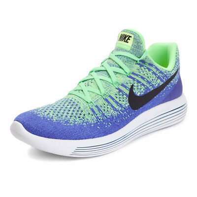 Nike Lunarepic Flyknit 2 Blue Running Shoes