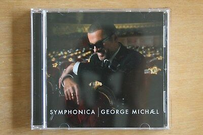 George Michael  ‎– Symphonica       (Box C574)