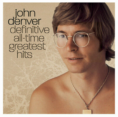 John Denver - Definitive All-Time Greatest Hits (CD Used Very Good) Remastered