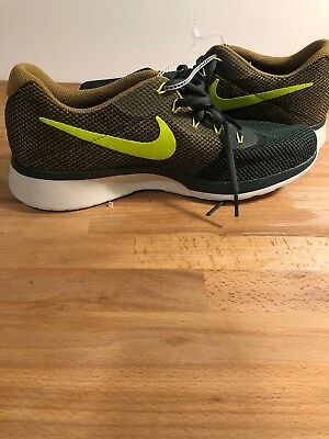 bc8977a87e1859 Nike Tanjun Racer Vintage Outdoor Green Men Running Shoes Sneakers  921669-300