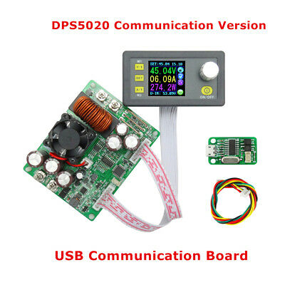 DPS5020 Test USB Communication bOARD Version Power Supply Voltage Converter