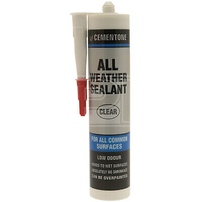 CEMENTONE All Weather Sealant - Clear -  290ml