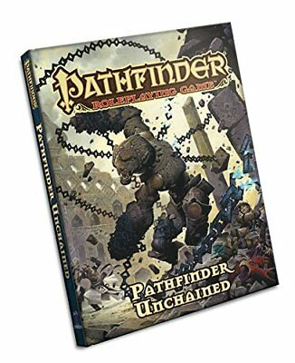NEW - Pathfinder Roleplaying Game: Pathfinder Unchained by Bulmahn, Jason