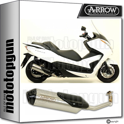 Arrow Full System Exhaust Homologated Reflex 2 Nichrom Honda Forza 300 2014 14