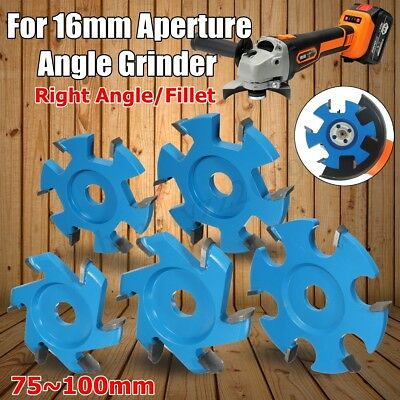 Power Wood Carving Tool Angle Grinder H16 Attachment 100mm For MAKITA / Dewal