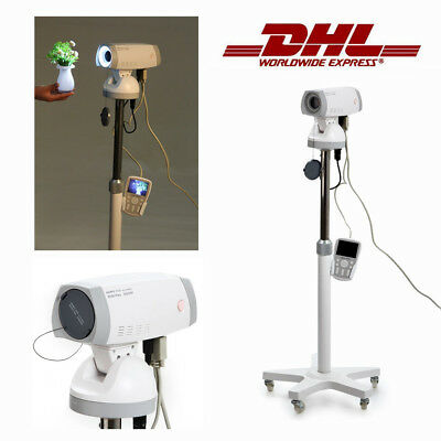 DHL Electronic Colposcope Gynecology SONY Camera 830,000pixels+Software+Tripod