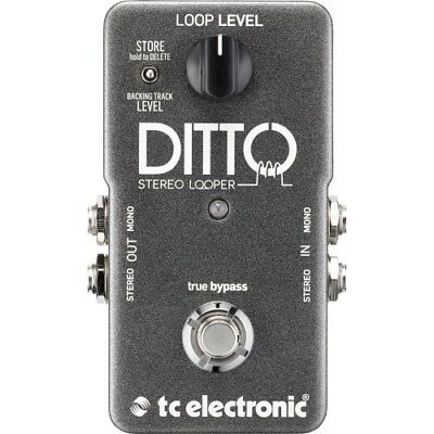 TC Electronic Ditto Stereo Looper | Neu