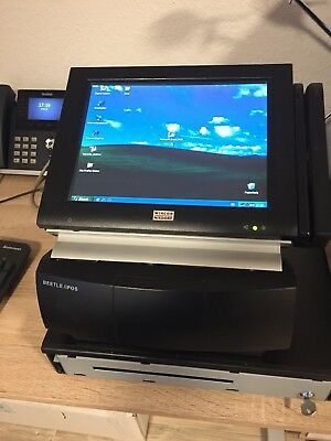 """Wincor Beetle iPOS 12"""" Touch Kassensystem / POS Kasse"""