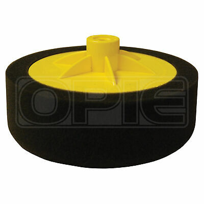 FARECLA G Mop - Black Fixed Finishing Head (GMH618) - Removes Swirl Marks