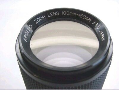 Apollo Zoom Lense 100 mm-150 mm f3.5  For Kodak Carousel/Ektagraphic Projectors