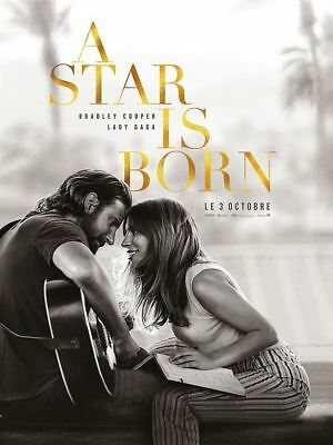 Star is Born - Affiche cinema 40X60 - 120x160 Movie Poster