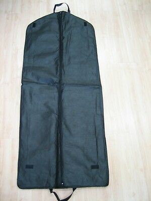 "New Black 60"" Coat Jacket Fur Garment Travel Storage Bag Free Shipping On Extras"